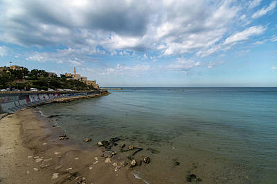Photograph - Jaffa 1 by Steven Richman