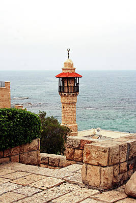 Photograph - Jaffa Israel by Denise Moore