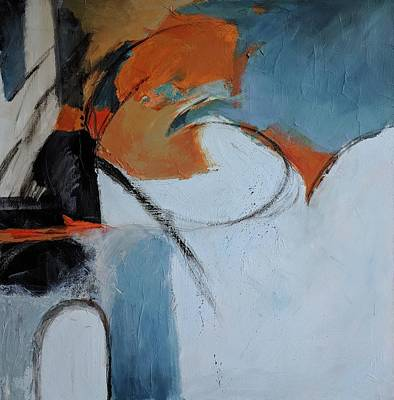 Painting - Jaffa by Jillian Goldberg