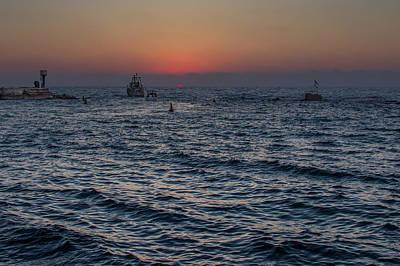 Photograph - Jaffa Port by Mark Perelmuter