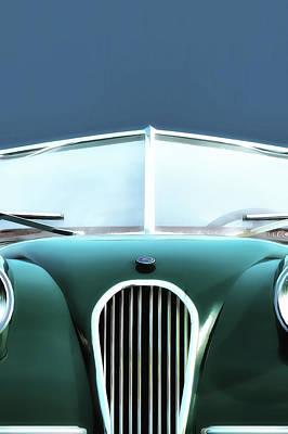 Digital Art - Jaguar Mk by Jan Keteleer