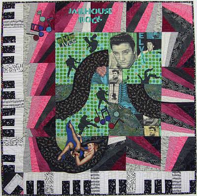 Jailhouse Rock Original by Salli McQuaid