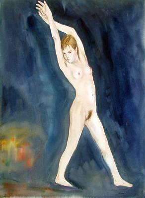 Jaime Piquant Art Print