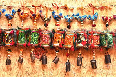 Painting - Jaisalmer Desert Festival-2 by Anil Sharma