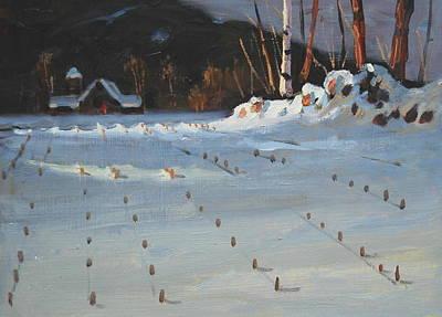 Painting - Jajko's Place by Len Stomski