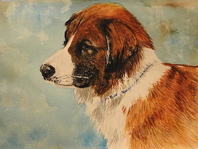 Painting - Jake by Betty-Anne McDonald