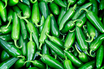 Photograph - Jalapeno Heaven by Todd Klassy