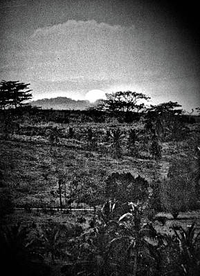 Photograph - Jamaica In Black And White by Barbara Dudley