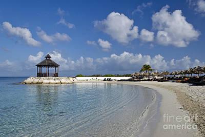 Photograph - Jamaican Beach by Dee Cresswell