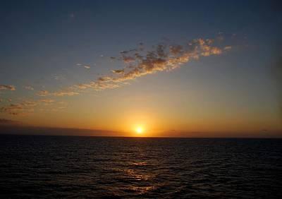 Photograph - Jamaican Sunset by Gary Wonning