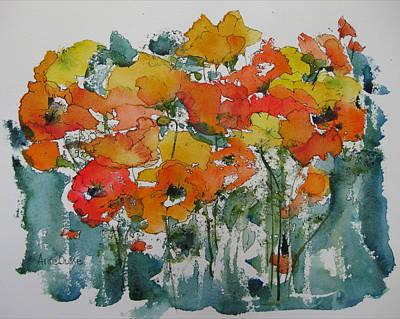 Painting - Jamboree by Anne Duke
