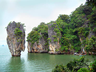 Photograph - James Bond Island by Eena Bo
