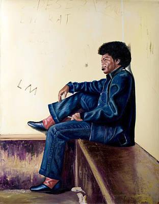James Brown Original by Jocelyn Passeron