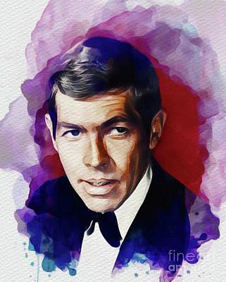 Queen - James Coburn, Hollywood Legend by Esoterica Art Agency