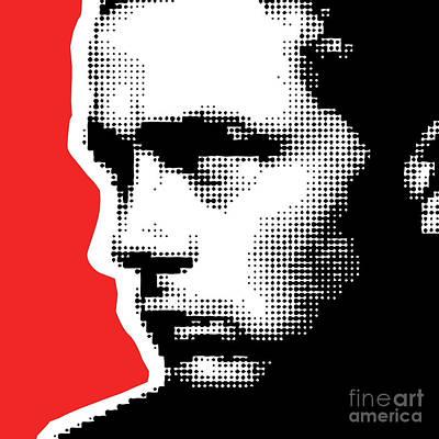James Dean 007 Art Print
