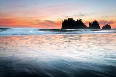 Photograph - James Island Silhouette by Ryan Manuel
