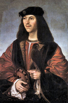 Painting - James Iv, Rex Scottorum by Anonymous