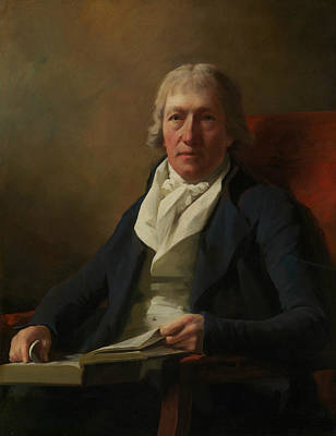 Painting - James Johnston Of Straiton by Henry Raeburn