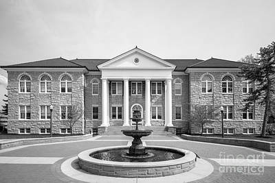 Special Occasion Photograph - James Madison University Carrier Library by University Icons