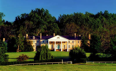 Photograph - James Madison's Montpelier by L O C