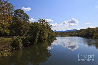 Photograph - James River In Va by Jill Lang
