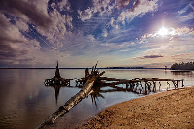 Photograph - James River  by Pete Federico