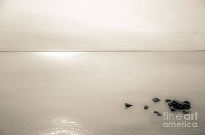 Photograph - James River Solitude by Evelyn Odango
