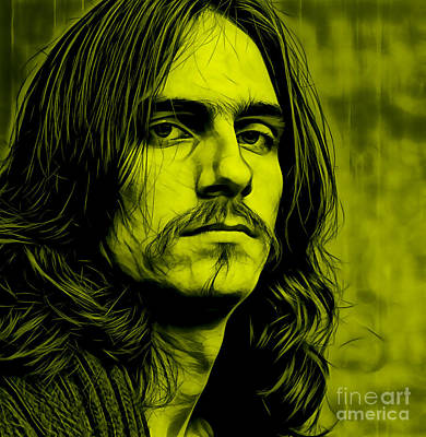 James Taylor Collection Art Print