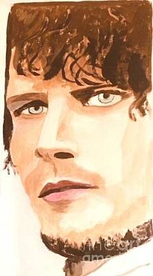 Painting - Jamie 4 by Audrey Pollitt