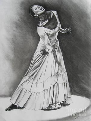 Jamison Art Print by Toni  Thorne