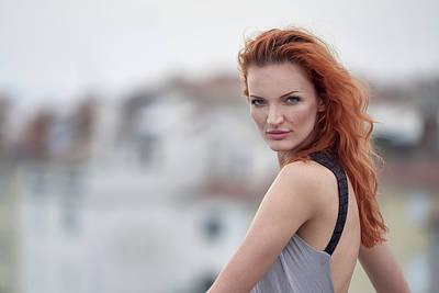 Photograph - Jana by Robert Krajnc