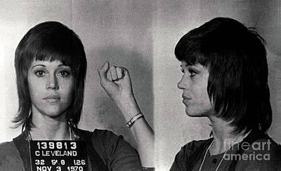 Photograph - Jane Fonda - Doc Braham - All Rights Reserved by Doc Braham