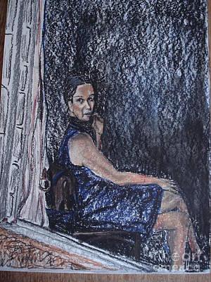 Janela Art Print by Ana Picolini