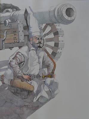 Janissaries Original by Ray Agius