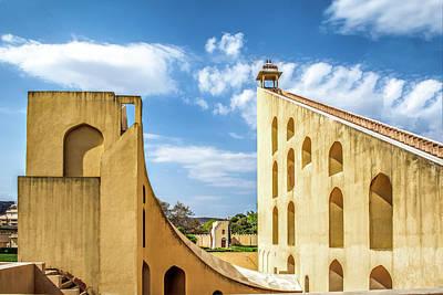 Photograph - Jantar Mantar by Maria Coulson
