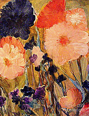 Digital Art - January Blooming by Nancy Kane Chapman