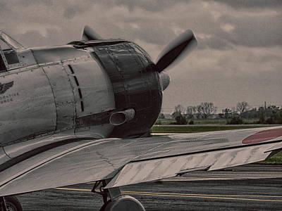 Photograph - Jap Zero by Charles McKelroy