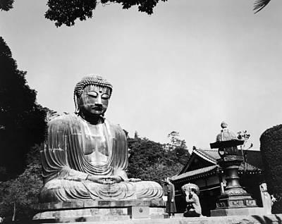 Photograph - Japan: Daibutsu by Granger