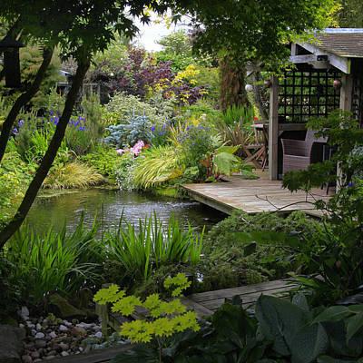 Japanese Garden Original by Martin  Fry