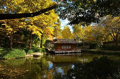 Photograph - Japanese Gardens 2541a by Ricardo J Ruiz de Porras