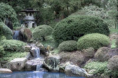 Photograph - Japanese Gardens by Stewart Helberg