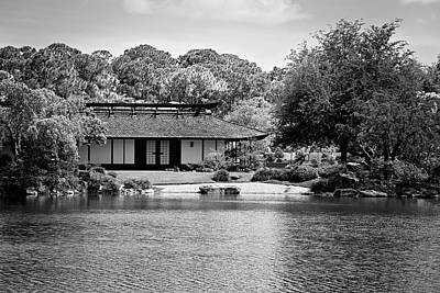 Photograph - Japanese Home by Vanessa Valdes