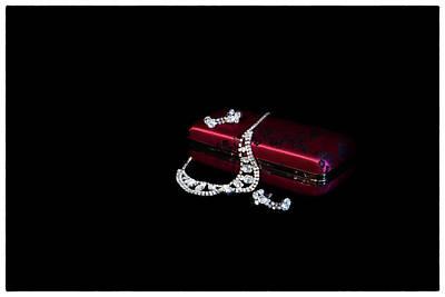 Photograph - Japanese Jewelry Box by Amber Kresge