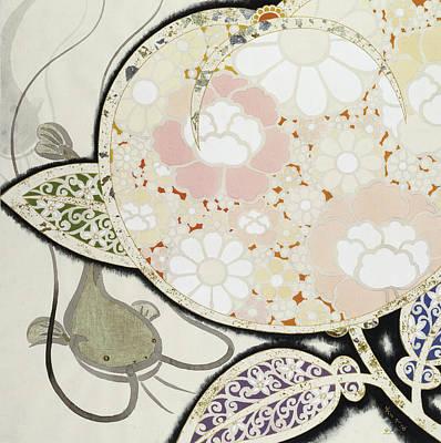 Catfish Wall Art - Painting - Japanese Modern Interior Art #111 by ArtMarketJapan