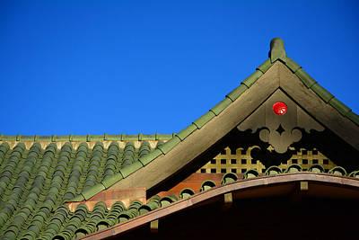 Photograph - Japanese Pagoda by Theresa Pausch