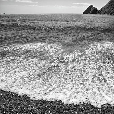 Photograph - Japanese Sea #2951 by Andrey Godyaykin