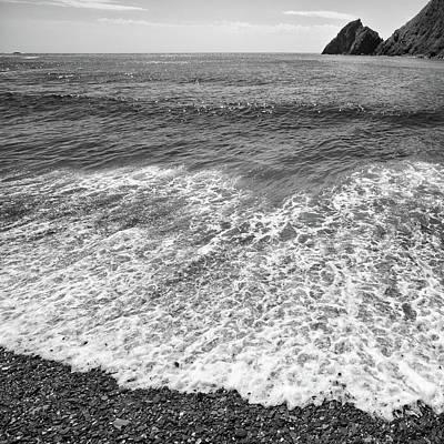 Photograph - Japanese Sea #2951 by Andrey Godyaykin