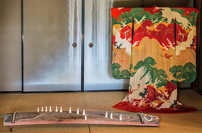 Photograph - Japanese Traditions by Stewart Helberg
