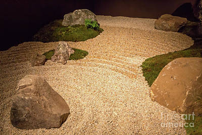 Photograph - Japanese Zen Garden by Kevin McCarthy