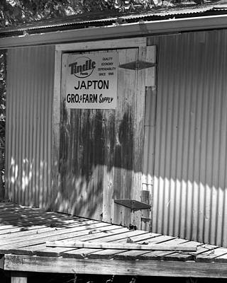 Photograph - Japton2 by Curtis J Neeley Jr